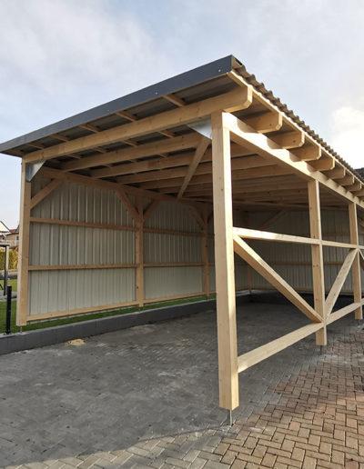 Carport Zimmerer Holzbau Hofbauer